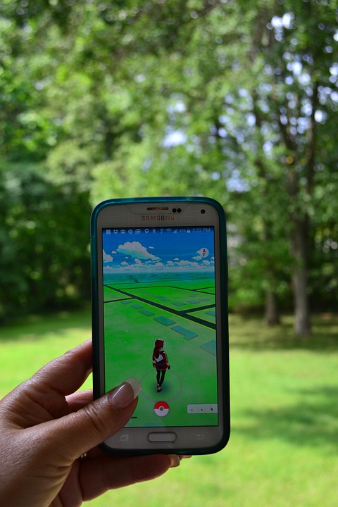 Business IT Support in Farnham - Pokemon Go Security